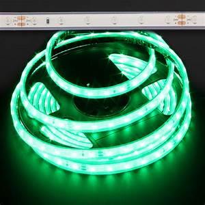 Green Waterproof Eco 3528 24w Led Strip Light