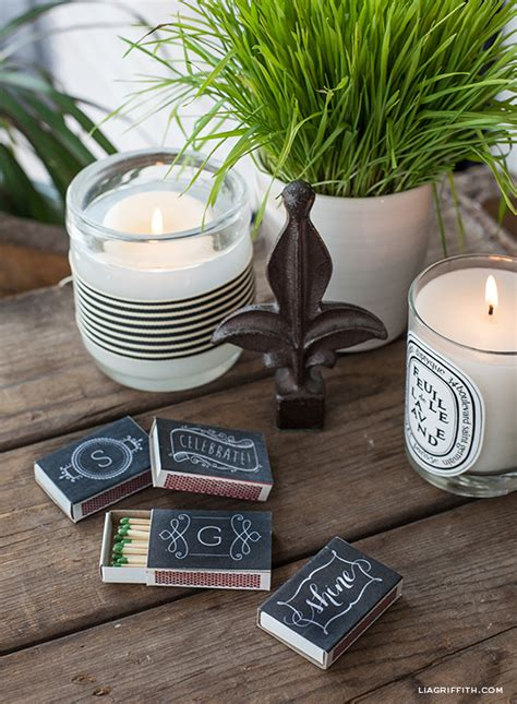 printable matchbox covers  editable monograms