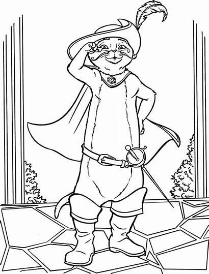 Shrek Coloring Pages Costume Birthday Diy Party