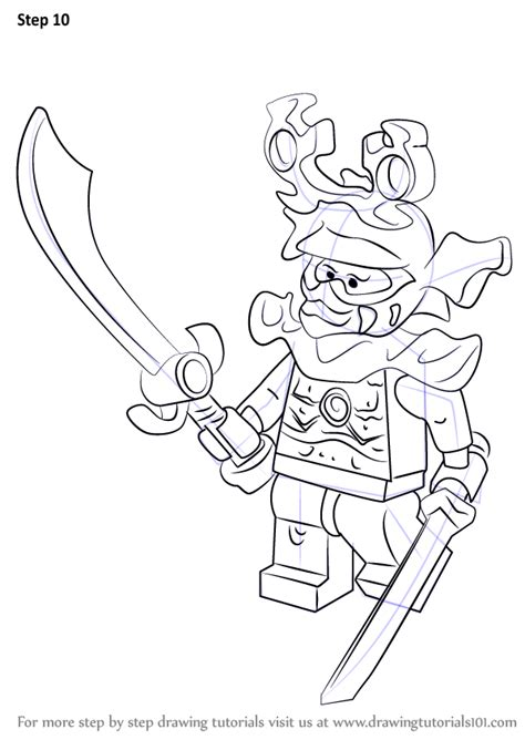 learn   draw stone warrior  ninjago ninjago