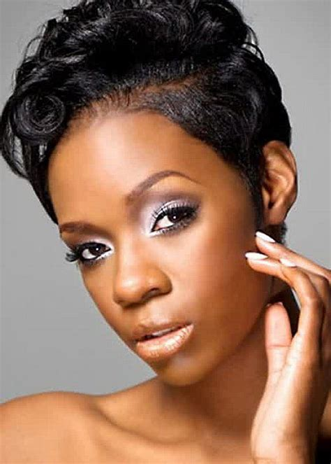 image result  african american hairstyles  short