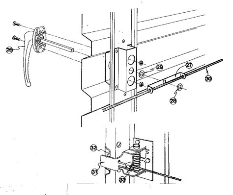 overhead door parts overhead door parts ideas garage doors overhead door