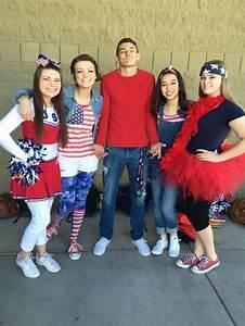 America day spirit day idea | Student Council | Pinterest | Mondays Spirit day ideas and ...
