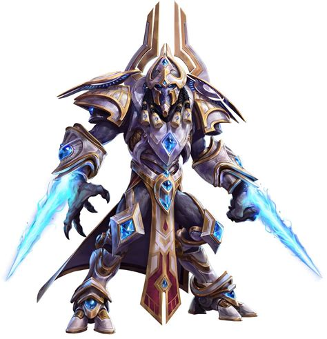 Heroes Of The Storm Artanis Video Games Heroes Of