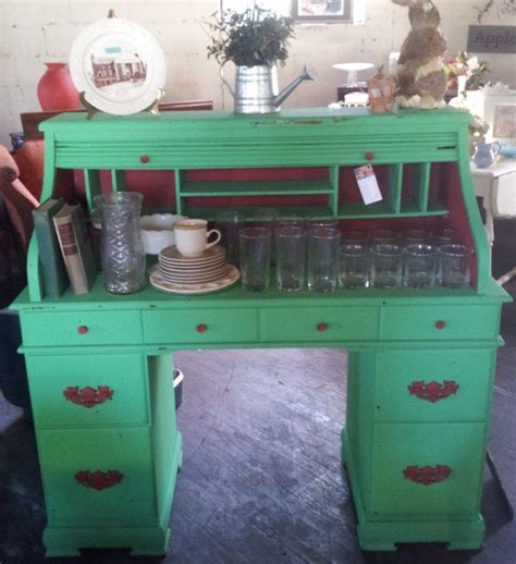 of cottage green shabby chic furniture chalk paint 1 litre 139 best images about writing bureau on Best