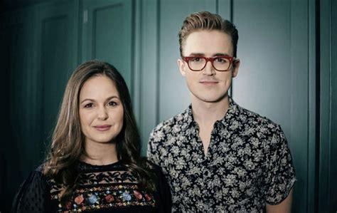 Tom and Giovanna Fletcher on their first co-written novel ...