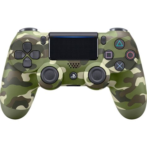 4 can now be used wirelessly with playstation 3 sony dualshock 4 wireless controller 3001544 b h photo Dualshock