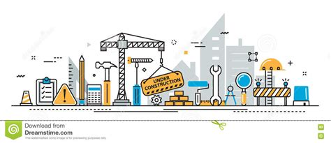 Yogyakarta Projects Development Page construction building process header banner for