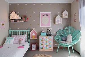 Deko Kinderzimmer Mädchen : baby und kinderzimmer deko mit wolken 15 traumhafte ideen ~ Sanjose-hotels-ca.com Haus und Dekorationen