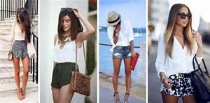 Outfit Sommer 2017 : 5 ideen zum gl nzenden sommer look der moderne frau ~ Frokenaadalensverden.com Haus und Dekorationen