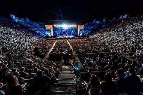 Ingressi Arena Di Verona Festival Show 2017 Luned 236 4 Settembre Gran Finale All