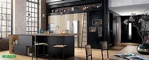 Cuisine Deco Industrielle : la cuisine industrielle vue par cuisinity cuisinity ~ Carolinahurricanesstore.com Idées de Décoration