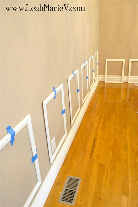 Wainscoting Frames For Wall by Premade Wall Frames For Wainscoting Best Frames 2019
