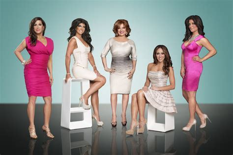 real housewives of new jersey recap an end to zen huffpost