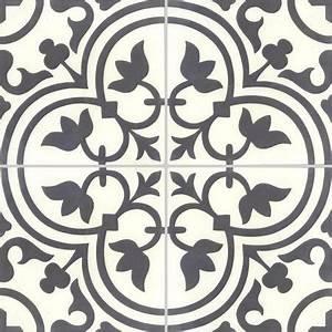 Faience Carreaux De Ciment : carreaux de ciment d cors 4 carreaux carreau normandie ~ Premium-room.com Idées de Décoration