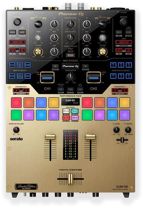 Pioneer Djms9, Le Mixeur Simple Et Organisable