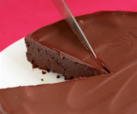 recette fondant au chocolat sans farine avec gla 231 age chocolat recette g 226 teau facile