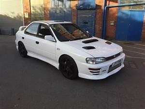 1996 Rare Subaru Impreza Wrx Sti Type Ra Version 2 Big