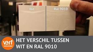 Ral 9010 Vs 9016 : wat is het verschil tussen wit en ral 9010 youtube ~ A.2002-acura-tl-radio.info Haus und Dekorationen