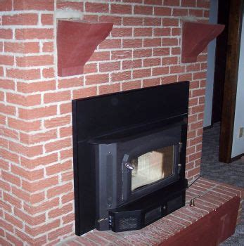 Corbel Bricks by Retrofitting Corbels To A Brick Chimney