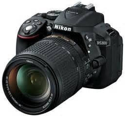 Nikon D5300 DSLR camera announcement | Nikon Rumors