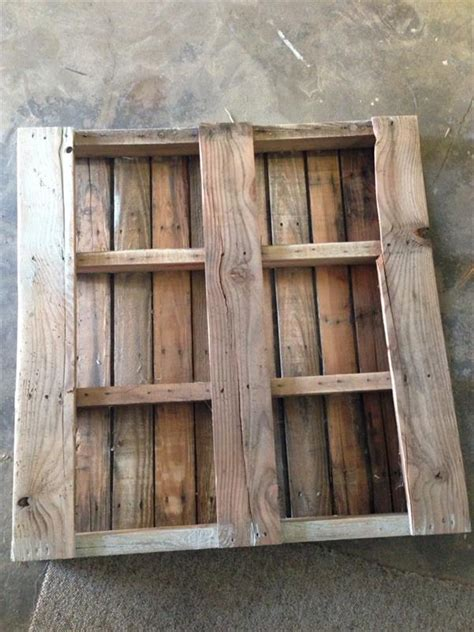 diy pallet plate rack wall display idea pallet furniture plans