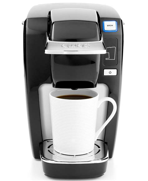 Clean and bright with balanced sweetness, it has a nutty flavor and a. Keurig K10 Mini Plus Single Serve Brewer | Keurig, Espresso kitchen, Keurig coffee makers