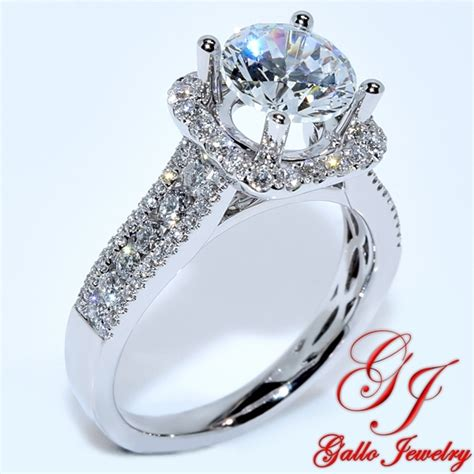eng01238 fancy halo engagement ring