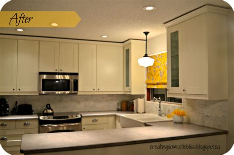 how to trim kitchen cabinets creating domestic bliss diy cabinet moulding 7374