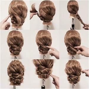 Coiffure Simple Femme : une coiffure simple et rapide 56 variantes en photos et vid os ~ Melissatoandfro.com Idées de Décoration