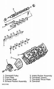 1996 Honda Passport Serpentine Belt Routing And Timing