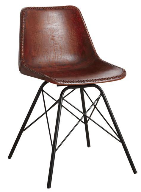 chaise de cuisine en cuir blanc ensemble table et chaise de cuisine valdiz