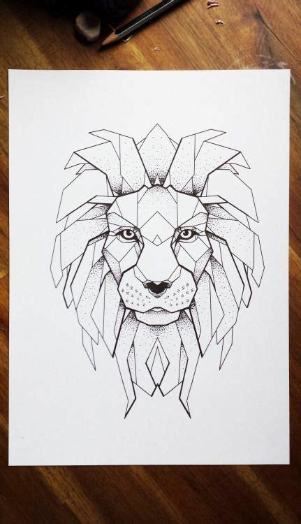 lion tattoo design tatoo en  lion drawing