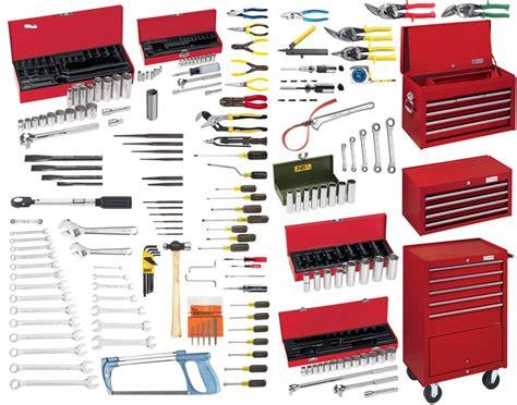 Mechanic Tools Names List