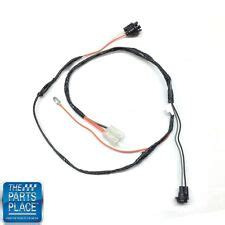 1967 Pontiac Le Wiring Harnes by Gto Wiring Harness Parts Accessories Ebay