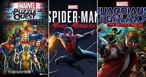 Marvel, The, 10, Best, Marvel, Superhero, Games, Of, The, Last, Decade, According, To, Metacritic