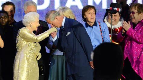 paul mccartney elton john honor queen  diamond jubilee