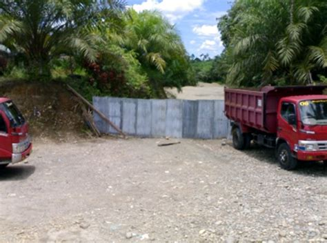lokasi areal penggalian mku akhirnya resmi ditutup sesuai