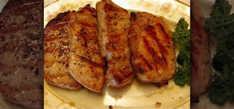 how to cook boneless pork chops how to make betty s boneless pork chops on the grill 171 meat recipes