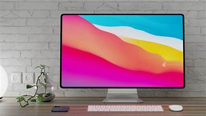 Imac 2021 Apple Concept Silicon Drooling Screen