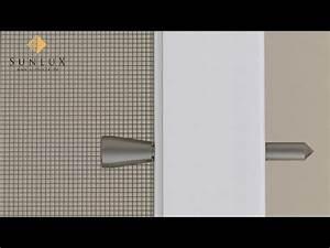 Fliegenschutzgitter Für Fenster : animation insektenschutz spannrahmen montage mit federstift alu by fenix ug ~ Eleganceandgraceweddings.com Haus und Dekorationen