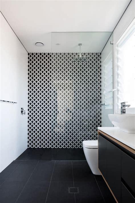 black  white bathroom inspiration   namoi watts