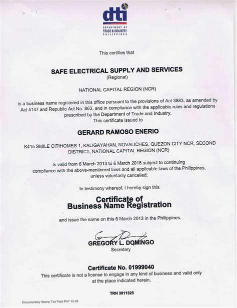 philippine  electrical supplier contracto skype