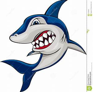 Angry Shark Stock Photos - Image: 22130053
