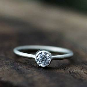 engagement rings top 5 eco friendly engagement rings With snap on wedding ring