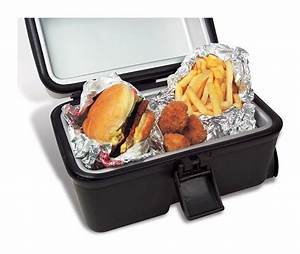 Lunch Box Stove 12v Portable Car Hot Food Warmer Heated
