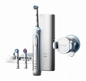 Elektrische Zahnbürste Halter : oral b genius 8000 elektrische zahnb rste wei smartphone halterung cross etui ebay ~ Sanjose-hotels-ca.com Haus und Dekorationen