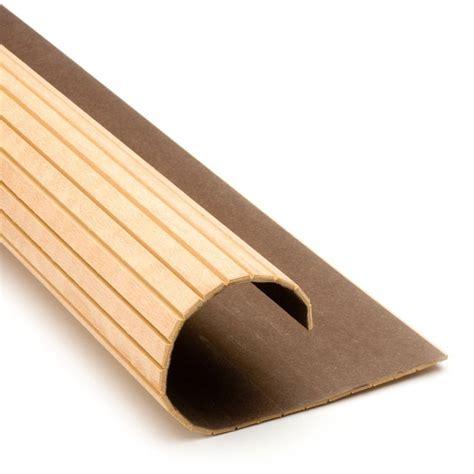 basement wrap pole wrap 48 in x 16 in oak basement column cover