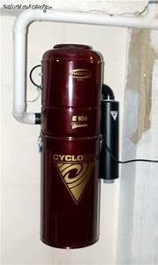 essai de la centrale d39aspiration cyclovac e105 With centrale d aspiration pour maison