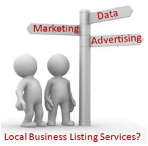 Local Marketing Services - local business listing marketing vs data services